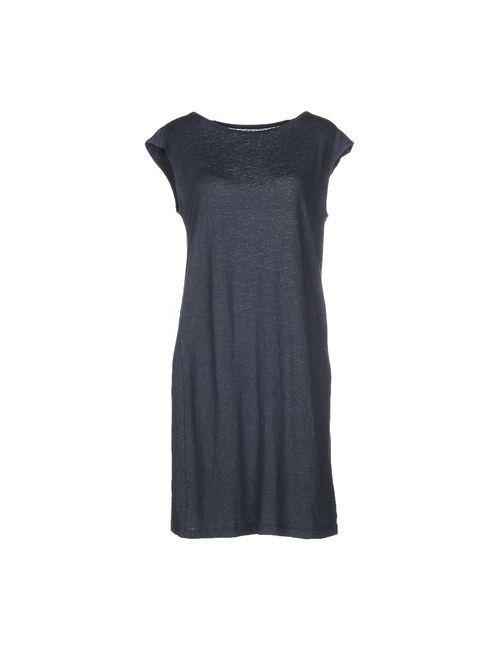 Majestic | Женское Синее Короткое Платье