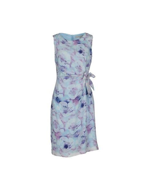 Nougat London | Женское Голубое Короткое Платье