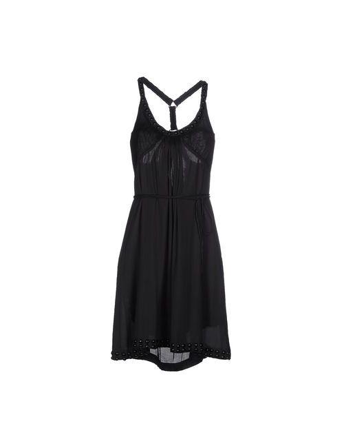 Ra-Re | Женское Чёрное Короткое Платье