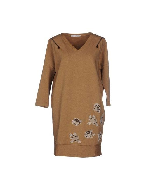 Pennyblack | Женское Хаки Короткое Платье