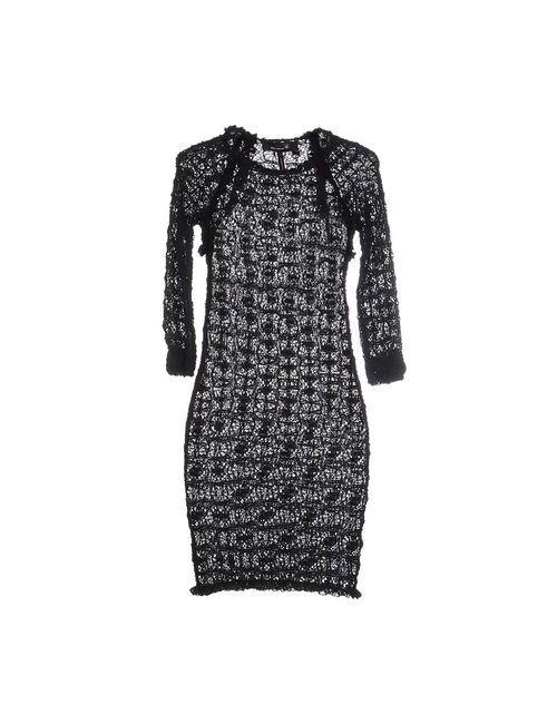 Isabel Marant | Женское Чёрное Короткое Платье