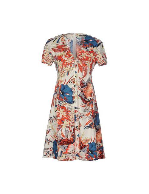 Antik Batik   Женское Красное Короткое Платье