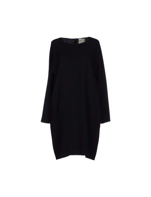 Forte Forte | Женское Чёрное Короткое Платье