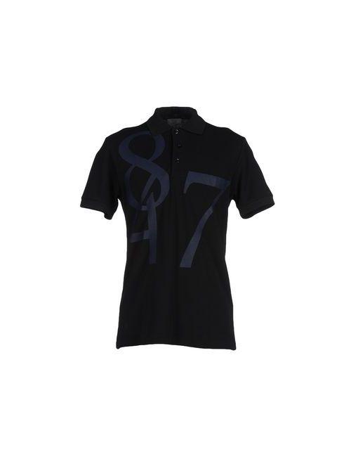 Dior Homme | Мужское Чёрное Поло