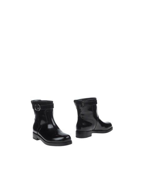Dolce & Gabbana | Женские Чёрные Полусапоги И Высокие Ботинки