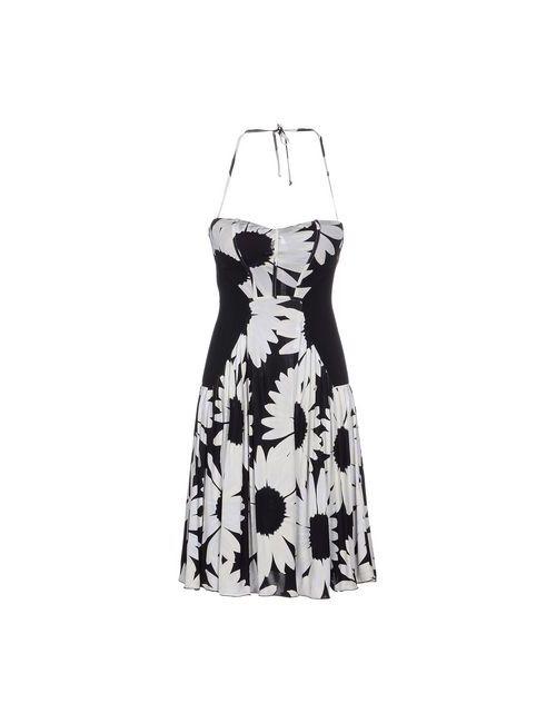 Blumarine | Женское Черный Короткое Платье