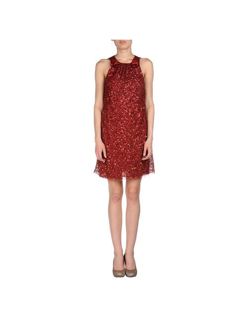Katia G.   Женское Красное Короткое Платье