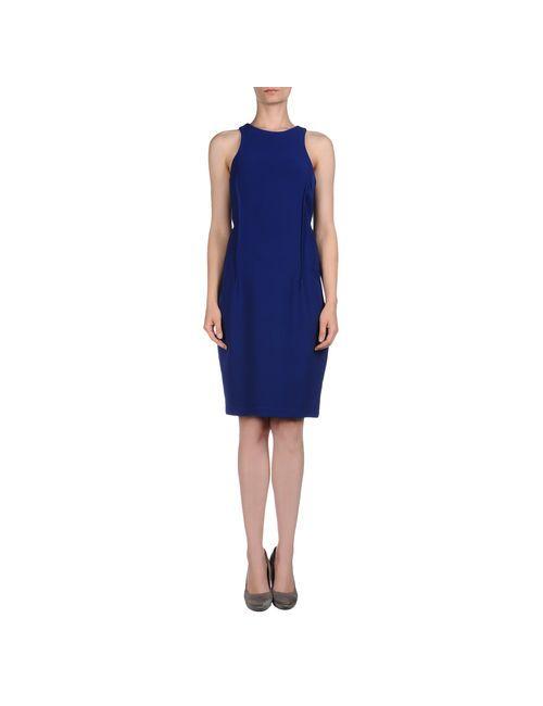 Twenty-29 | Женское Синее Короткое Платье