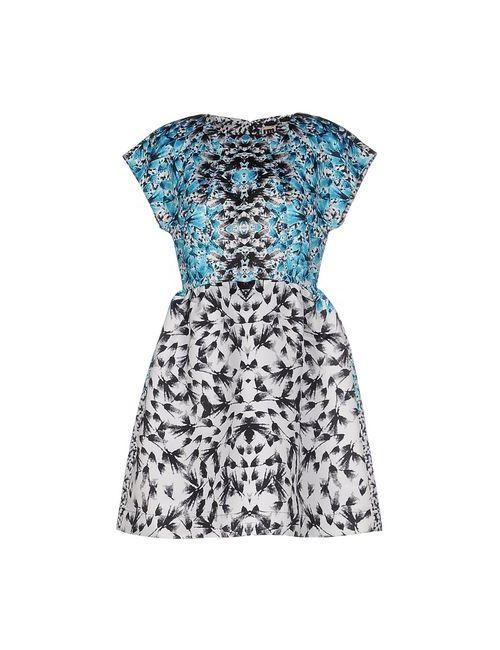 I'm Isola Marras | Женское Голубое Короткое Платье