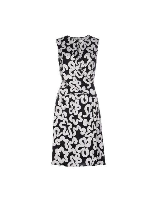ISSA | Женское Белое Короткое Платье