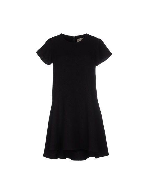 Essentiel | Женское Черный Короткое Платье