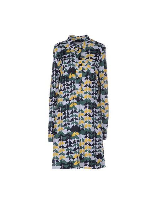 .Tessa | Женское Зелёное Короткое Платье