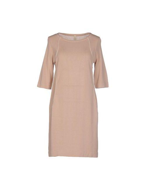 Wetpaint | Женское Телесное Короткое Платье