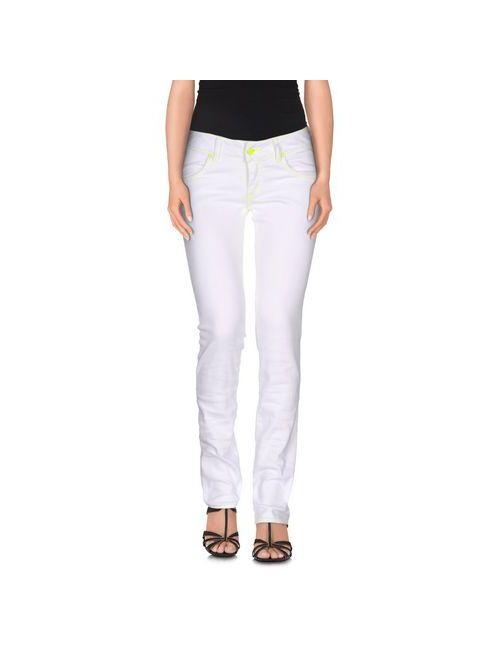 Met In Jeans | Мужские Белые Джинсовые Брюки