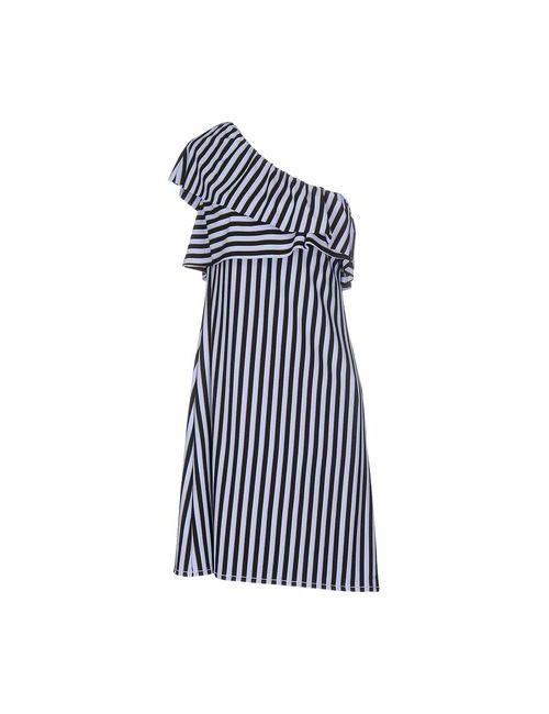 Fisico-Cristina Ferrari | Женское Фиолетовое Короткое Платье