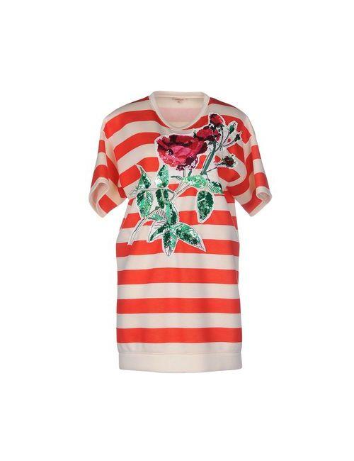 P.A.R.O.S.H. | Женское Красное Короткое Платье