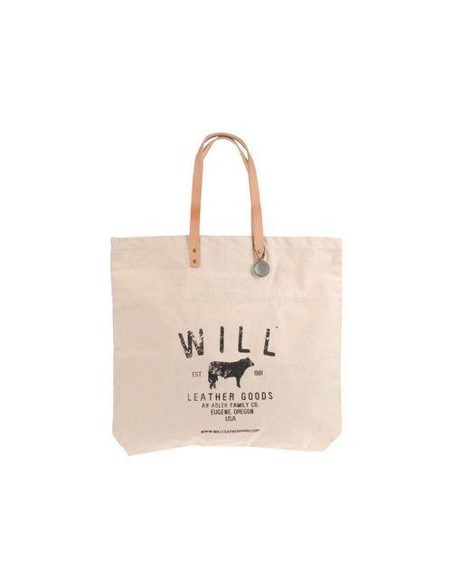 Will Leather Goods | Женская Слоновая Кость Сумка На Плечо