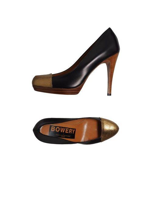 Golden Goose | Женские Чёрные Туфли На Платформе
