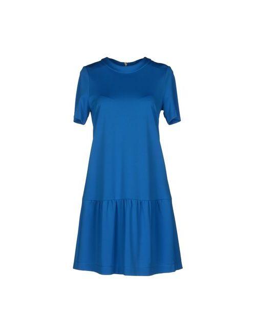 Pinko Black   Женское Синее Короткое Платье