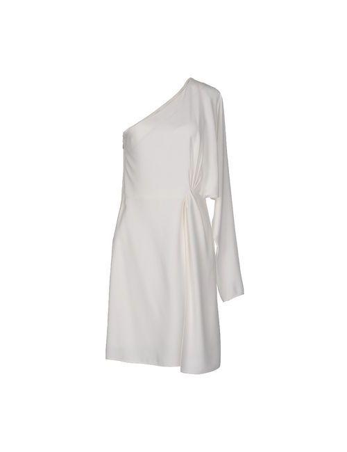 Chloe | Женское Белое Короткое Платье