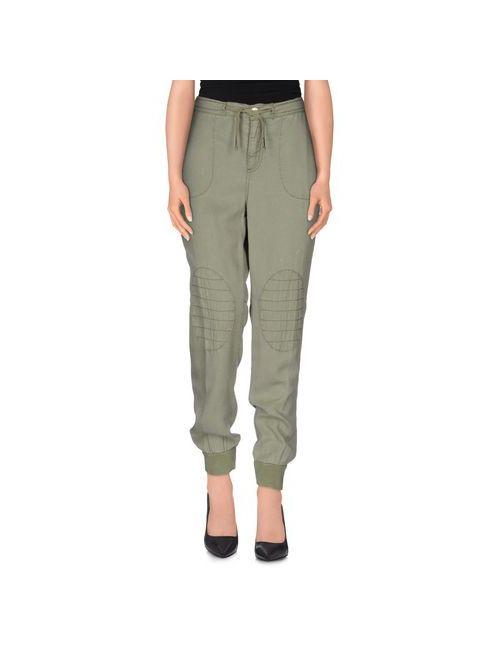 Twin-Set Jeans | Женские Зелёные Повседневные Брюки