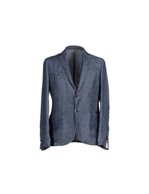 Roda | Мужская Синяя Джинсовая Верхняя Одежда
