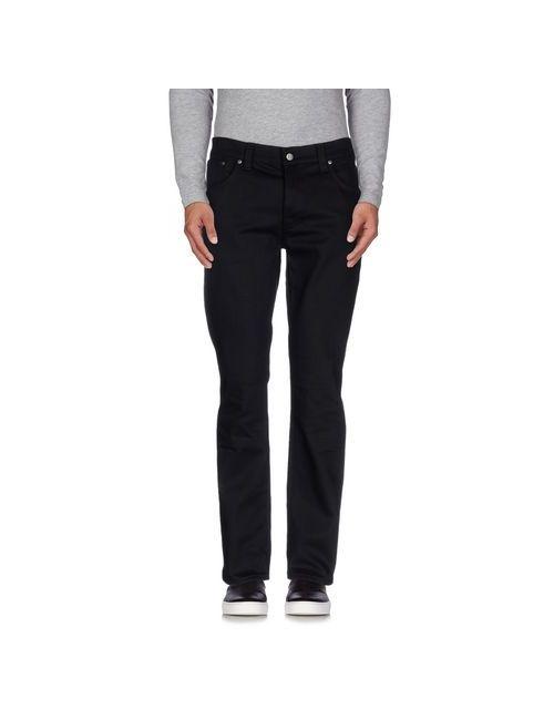Nudie Jeans Co | Мужские Чёрные Джинсовые Брюки