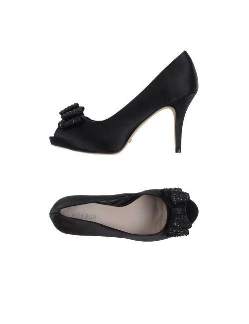 Menbur | Женские Чёрные Туфли