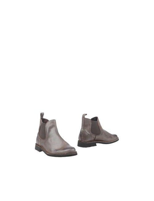 Nyon | Мужские Коричневые Полусапоги И Высокие Ботинки