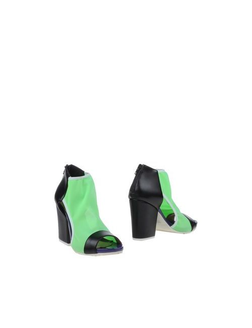 TIPE E TACCHI | Женские Зелёные Полусапоги И Высокие Ботинки
