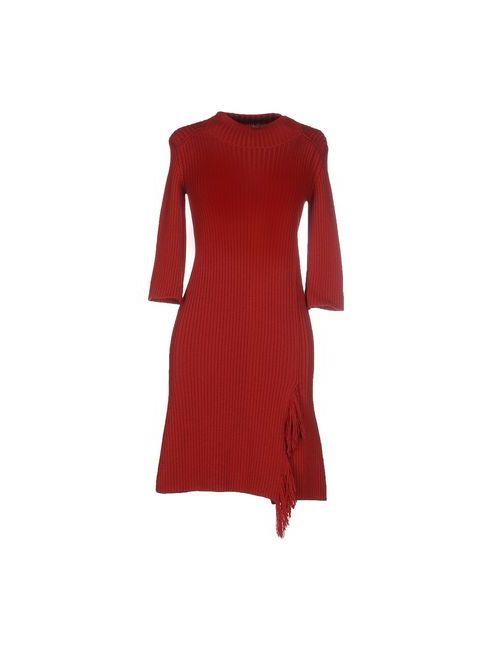 Plein Sud Jeanius | Женское Красное Короткое Платье