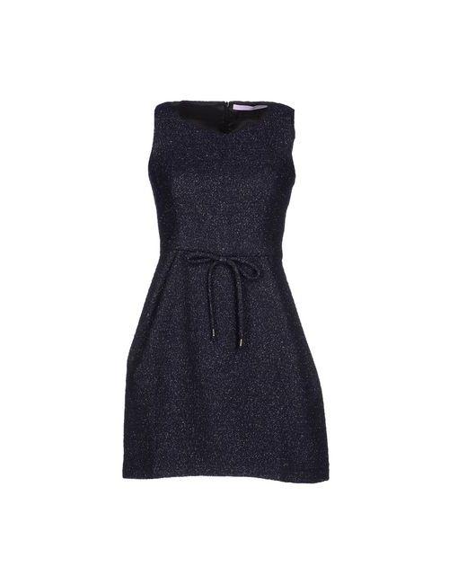 Miriam Ocariz | Женское Синее Короткое Платье