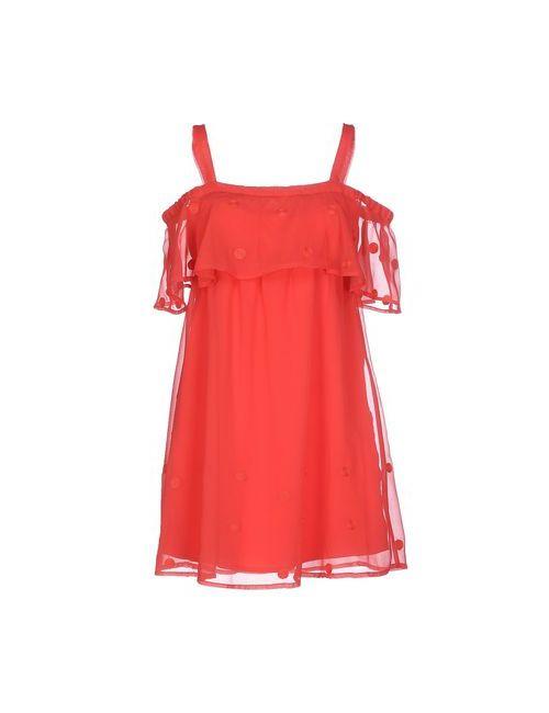 Hoss Intropia | Женское Синее Короткое Платье