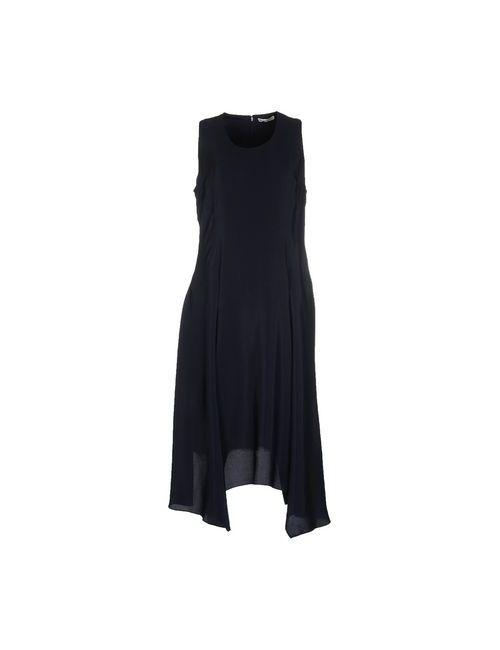 Gabriele Colangelo | Женское Синее Короткое Платье
