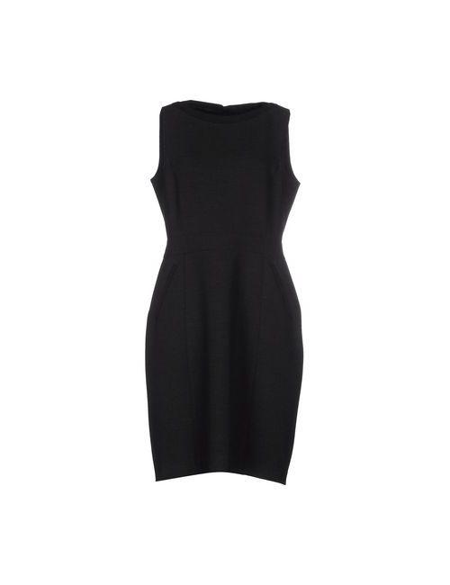 Burberry London   Женское Серое Короткое Платье
