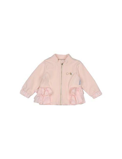 Armani Baby | Женская Розовая Толстовка