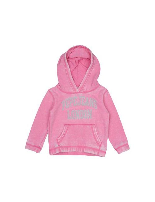 Pepe Jeans | Женская Розовая Толстовка