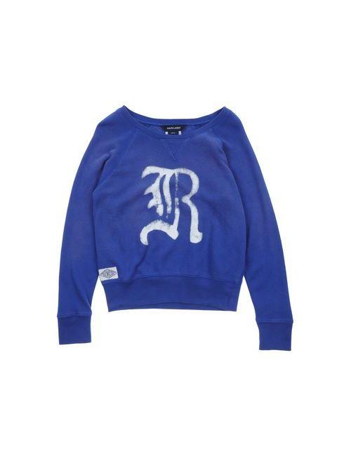 Ralph Lauren | Синяя Толстовка