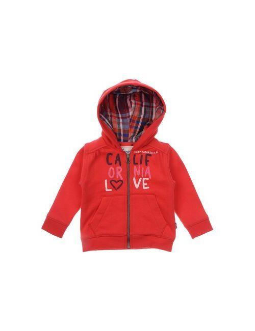 Levi'S Kidswear | Женская Красная Толстовка