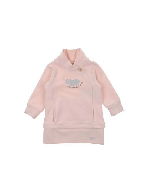Armani Baby   Розовая Толстовка
