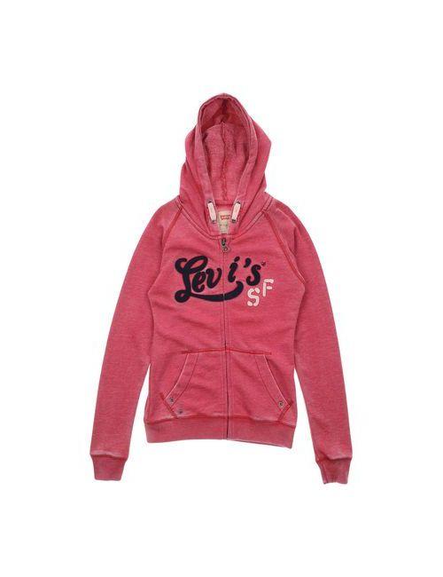 Levi'S Kidswear | Женская Фиолетовая Толстовка