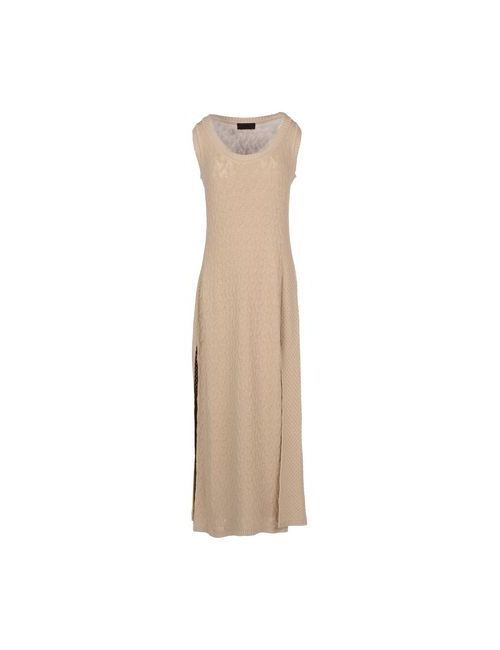 Jo No Fui | Женское Песочное Длинное Платье