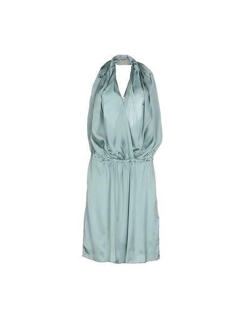 Attic And Barn | Женское Зелёное Платье До Колена