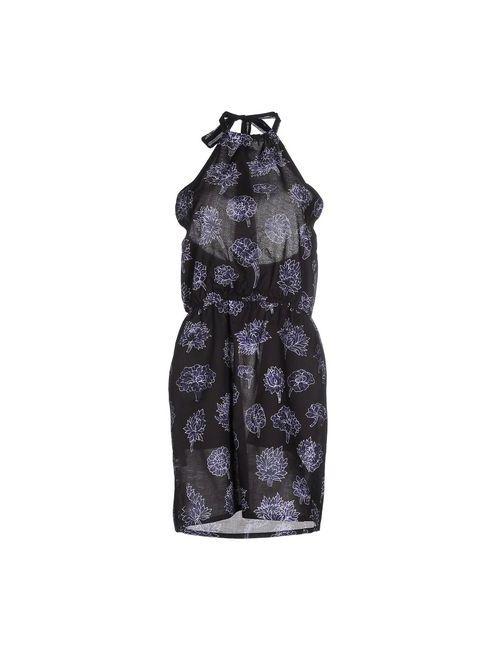 M.Grifoni Denim | Женское Чёрное Короткое Платье