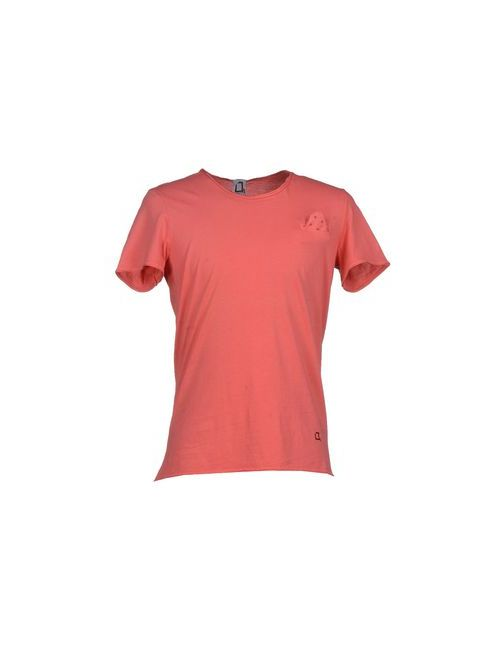 Centoquattro | Мужская Розовая Футболка
