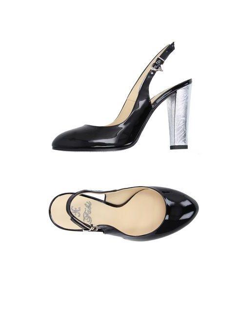 Fabi | Женские Чёрные Туфли