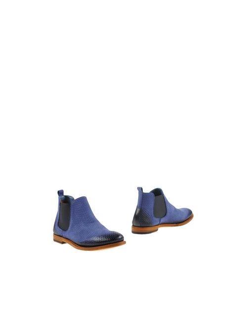 Fabi | Женские Синие Полусапоги И Высокие Ботинки