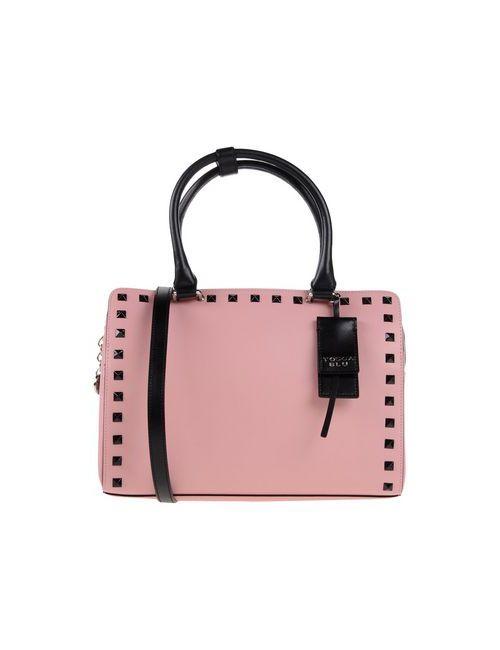 Tosca Blu | Женская Розовая Сумка На Руку