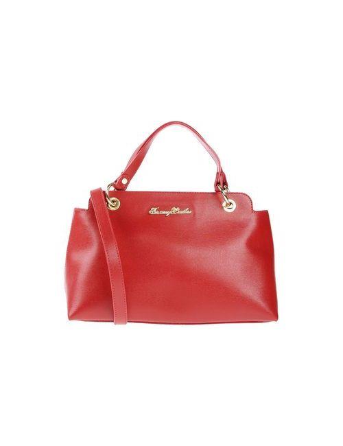 Tuscany Leather | Женская Красная Сумка На Руку