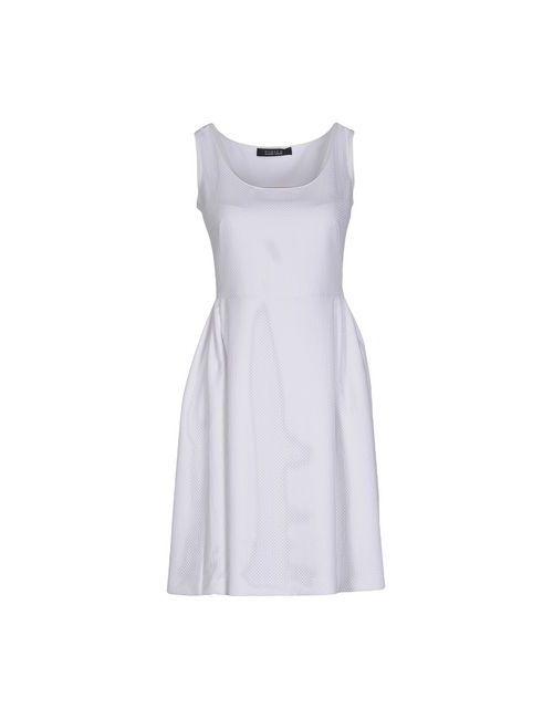 Fisico-Cristina Ferrari | Женское Белое Короткое Платье